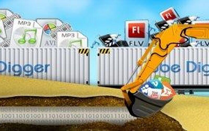 Скриншот 1 программы TubeDigger