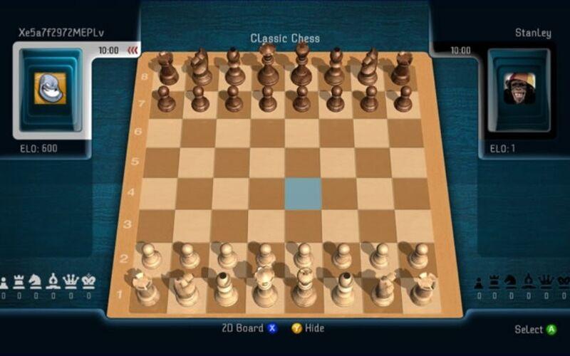 Скриншот 1 программы Chessmaster