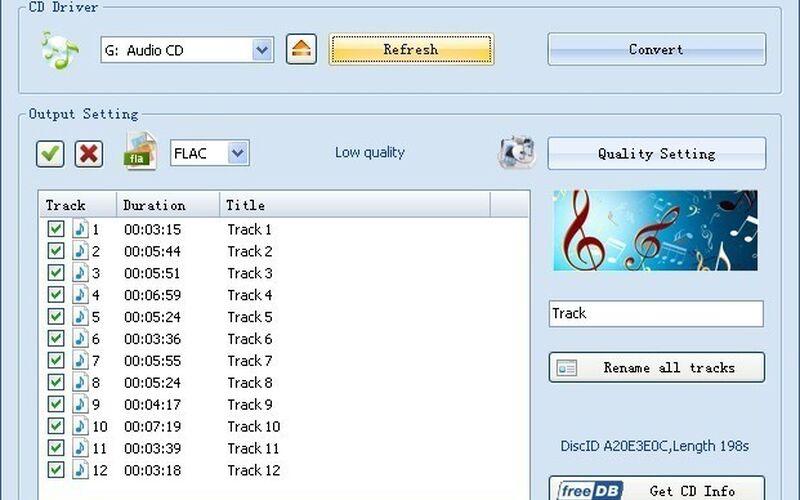 Скриншот 1 программы Format Factory