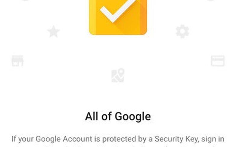 Скриншот 1 программы Google Smart Lock