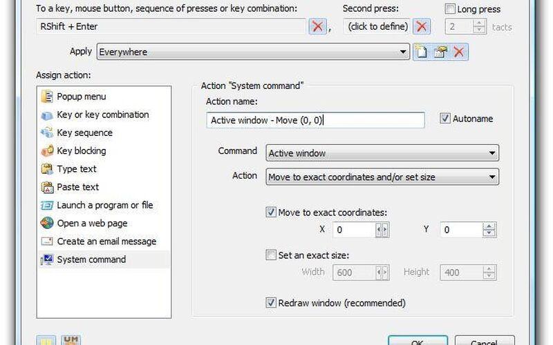 Скриншот 1 программы Key Manager