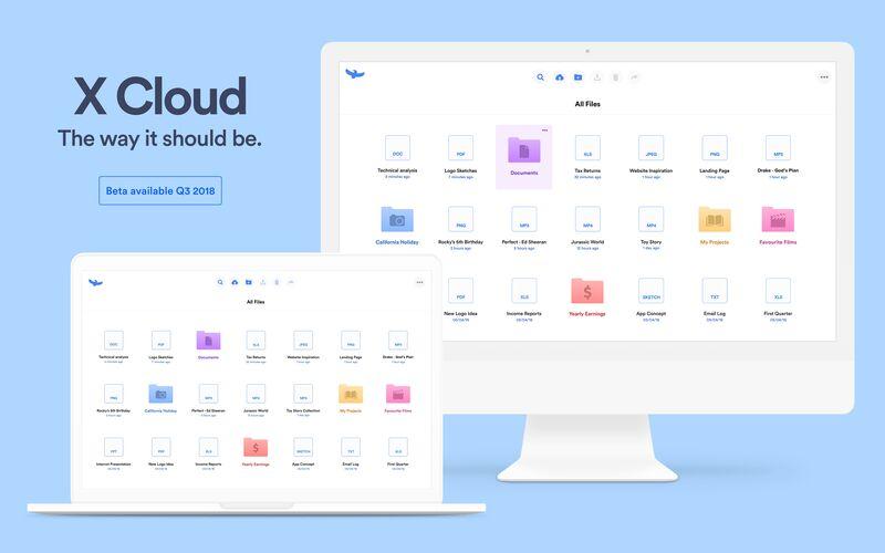 Скриншот 1 программы X Cloud