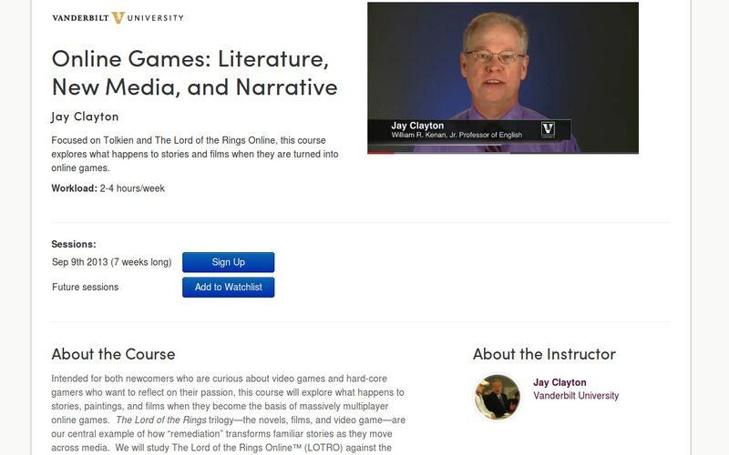 Скриншот 1 программы Coursera