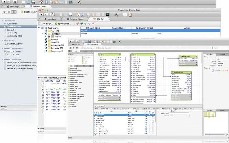 Скриншот 1 программы Valentina Studio