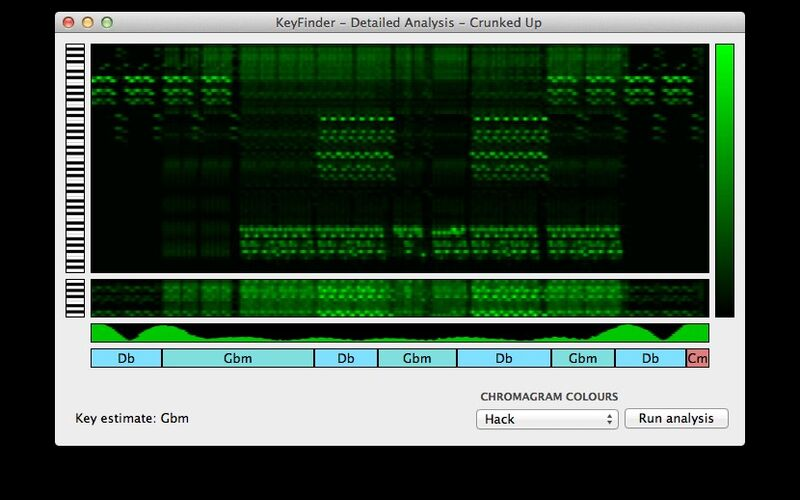 Скриншот 1 программы KeyFinder