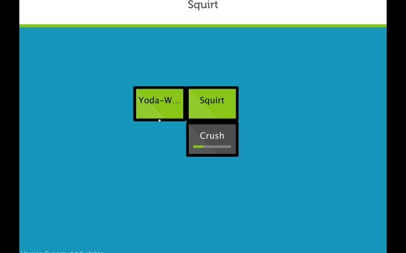 Скриншот 1 программы Synergy