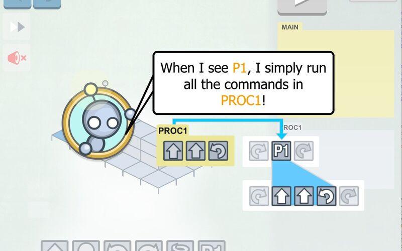 Скриншот 1 программы LightBot