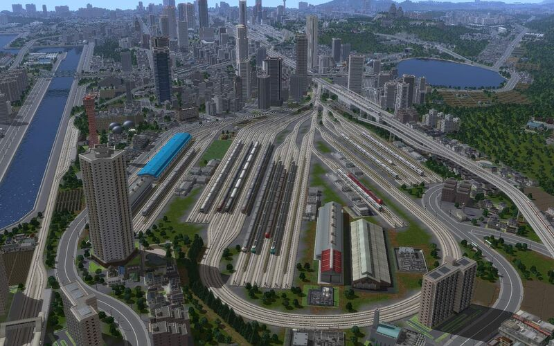 Скриншот 1 программы Train Fever
