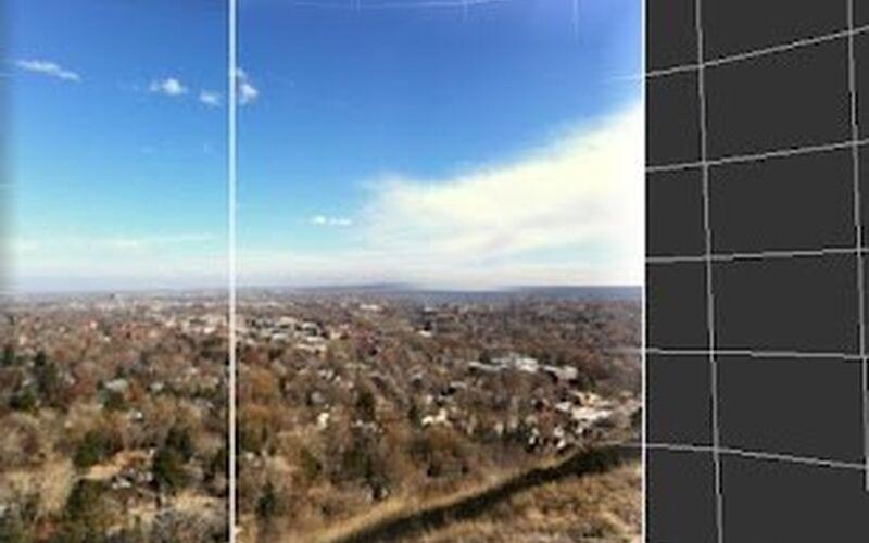 Скриншот 1 программы 360 Panorama