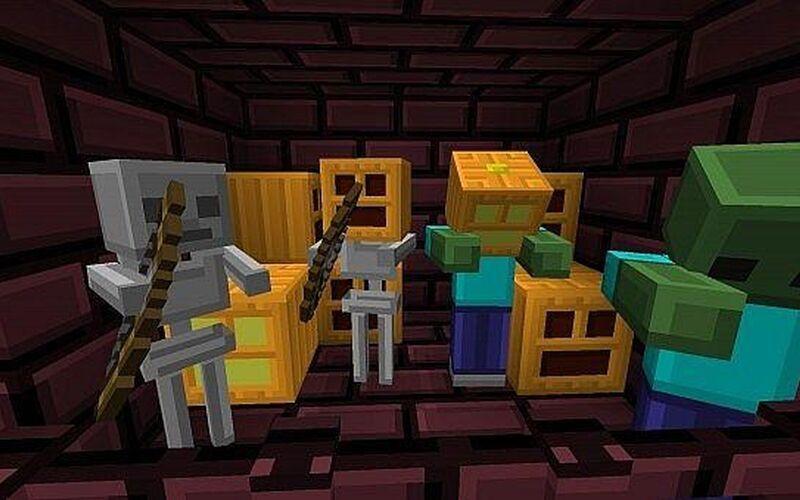 Скриншот 1 программы Minecraft