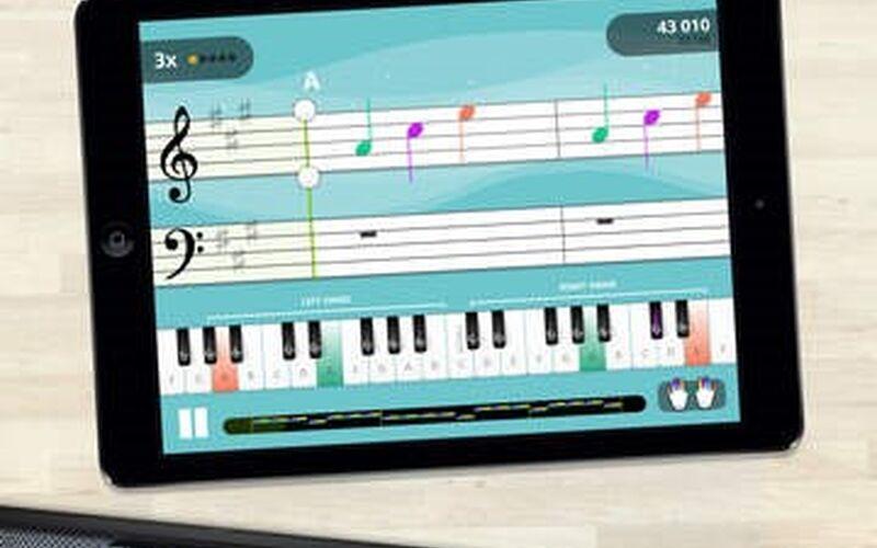 Скриншот 1 программы Yousician