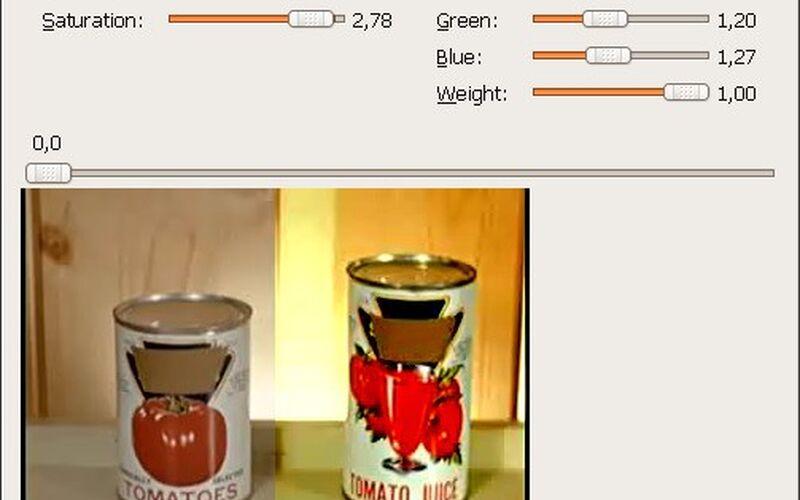Скриншот 1 программы Avidemux
