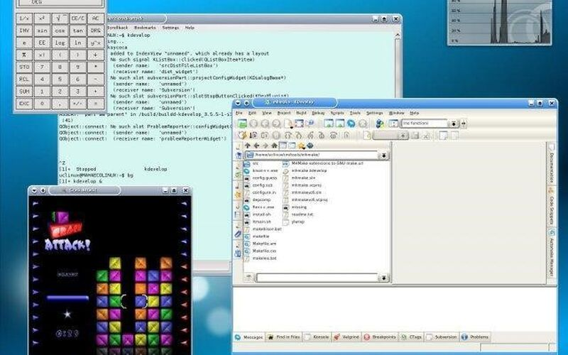 Скриншот 1 программы VcXsrv