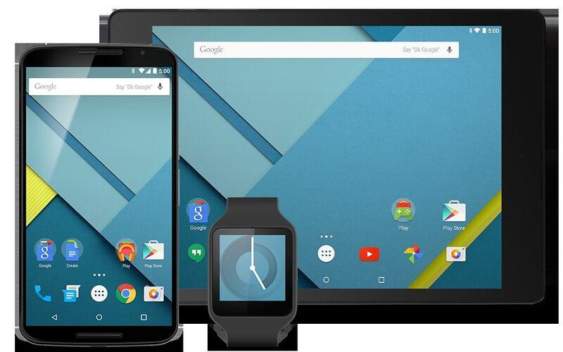 Скриншот 1 программы Android