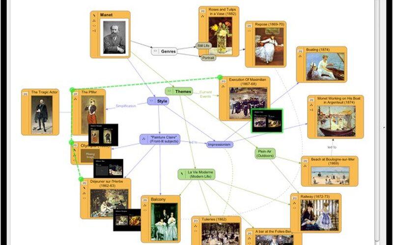 Скриншот 1 программы Visual Understanding Environment