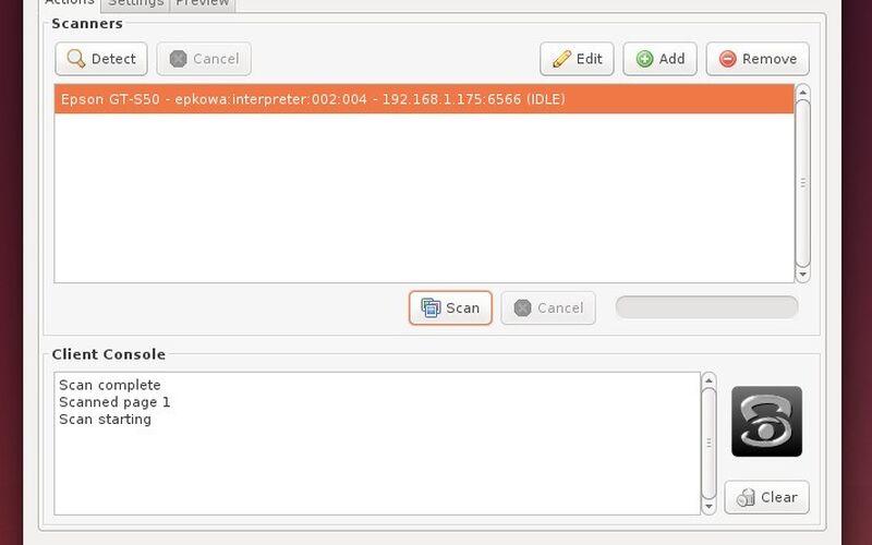 Скриншот 1 программы SwingSane