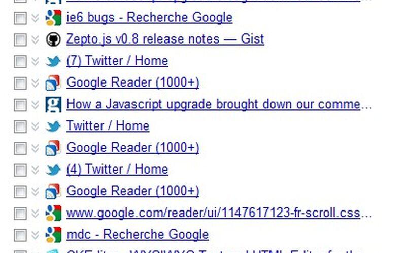 Скриншот 1 программы PageArchiver