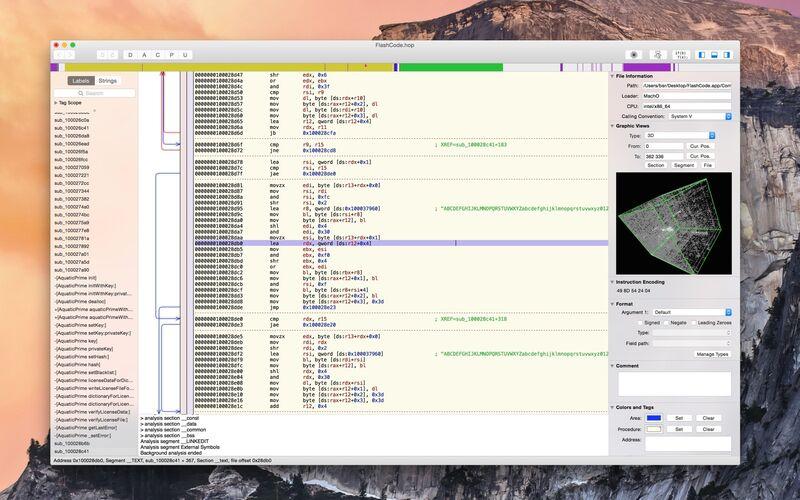 Скриншот 1 программы Hopper