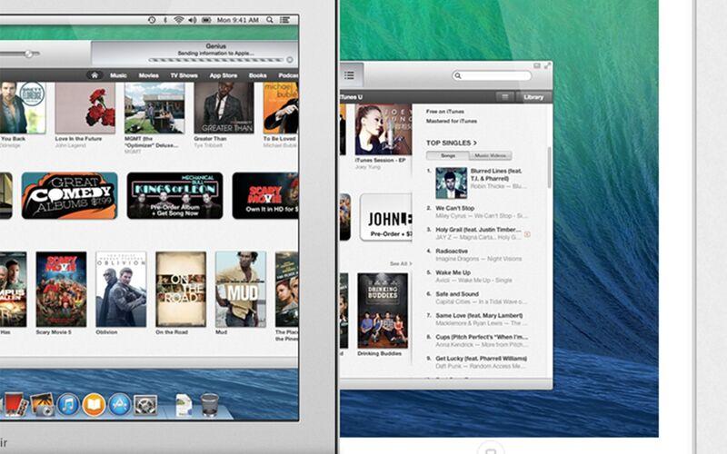 Скриншот 1 программы Air Display