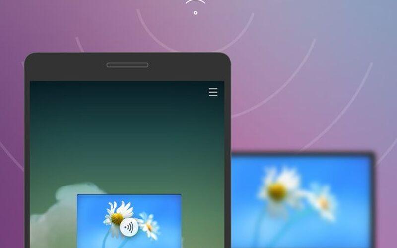 Скриншот 1 программы Filedrop