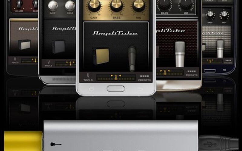 Скриншот 1 программы AmpliTube