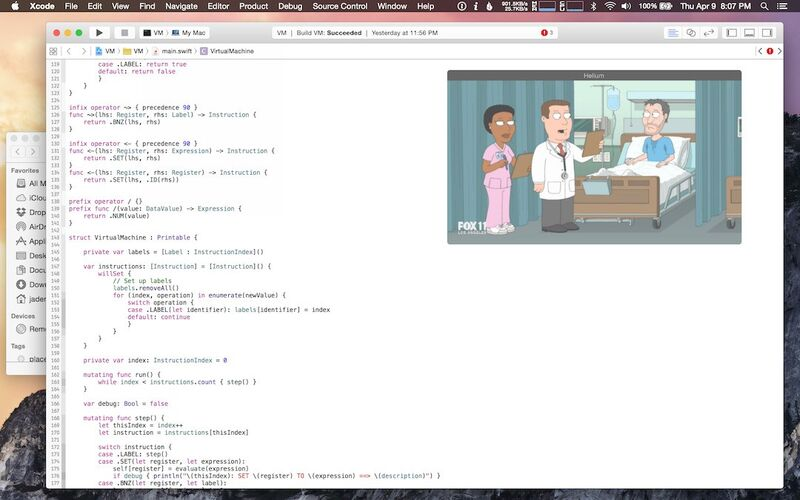 Скриншот 1 программы Helium