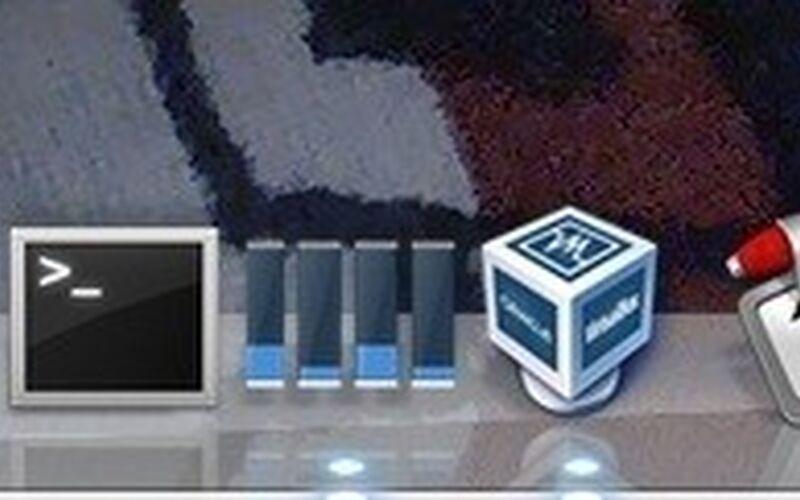 Скриншот 1 программы Dock