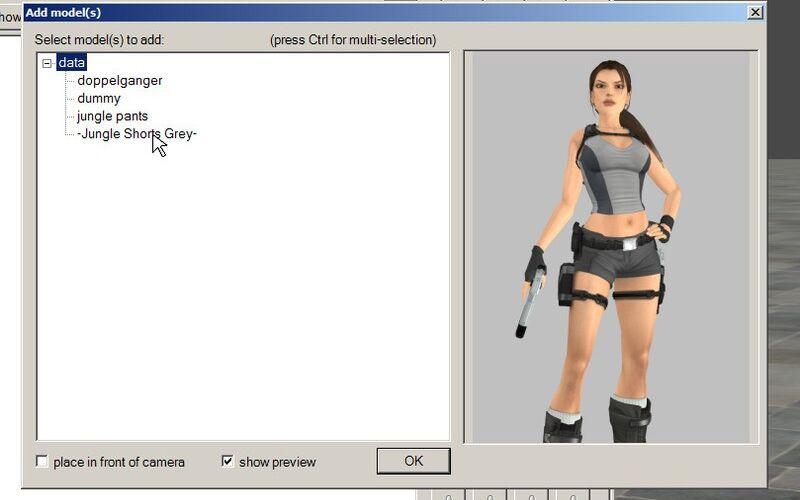 Скриншот 1 программы Xnalara