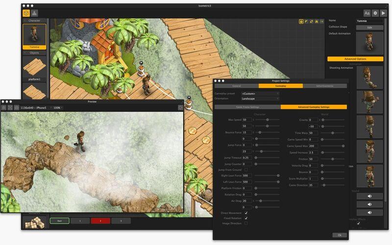 Скриншот 1 программы Buildbox