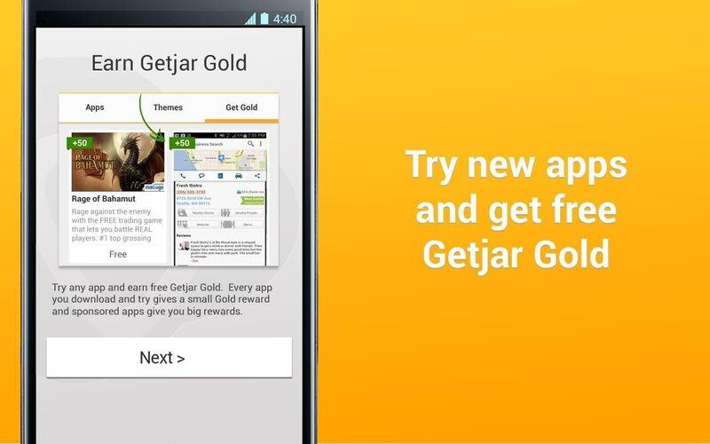 Скриншот 1 программы GetJar