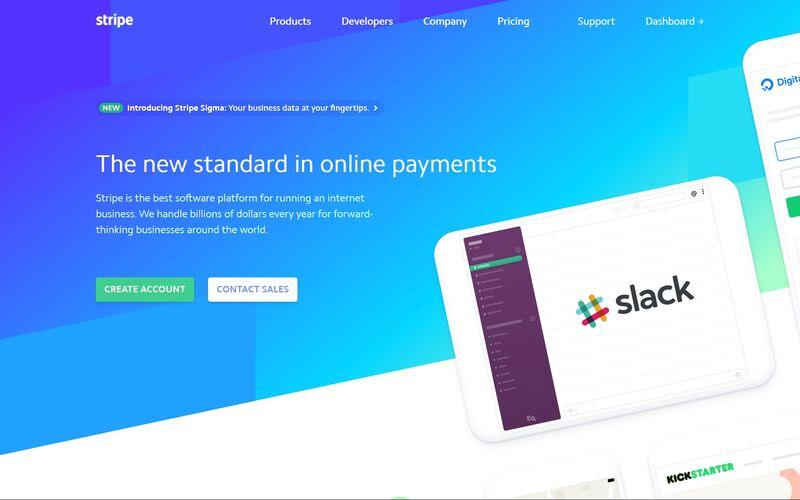 Скриншот 1 программы Stripe