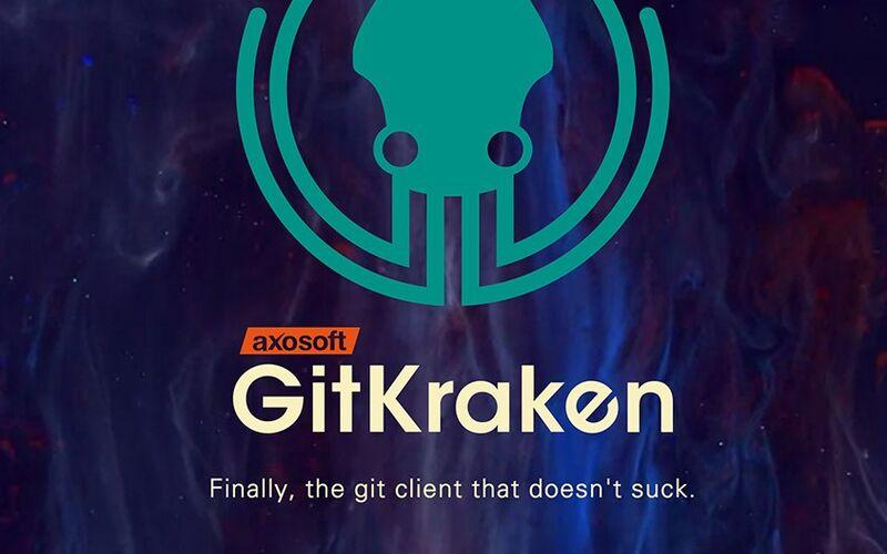 Скриншот 1 программы GitKraken