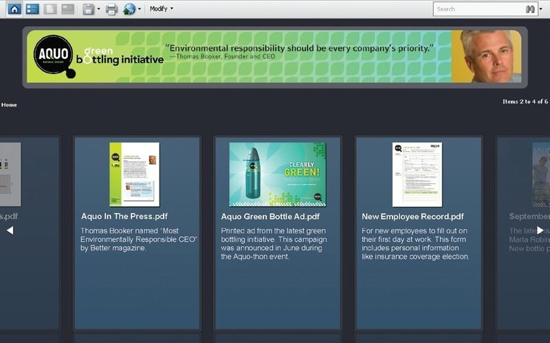 Скриншот 1 программы Adobe Acrobat DC