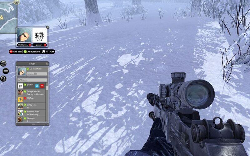 Скриншот 1 программы Overwolf