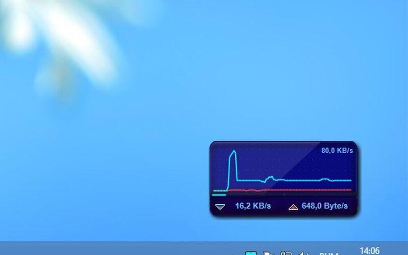 Скриншот 1 программы NetBalancer