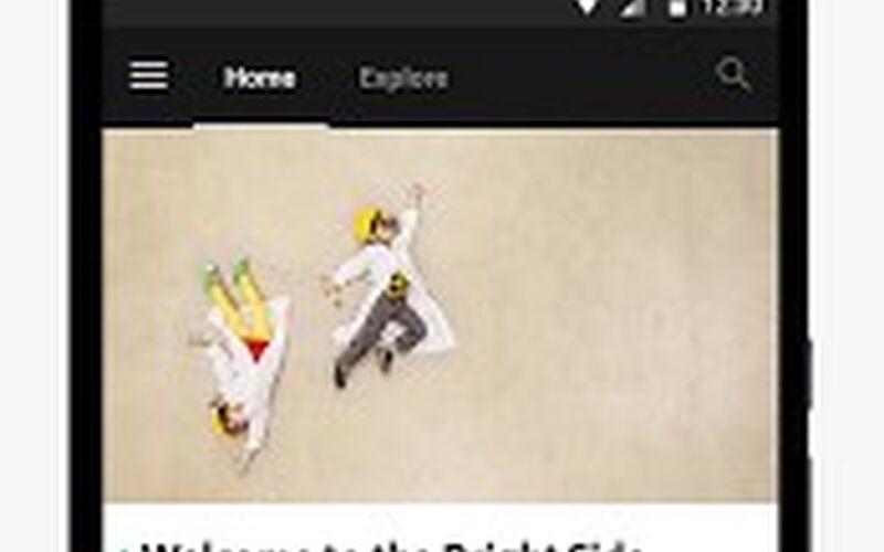Скриншот 1 программы Medium