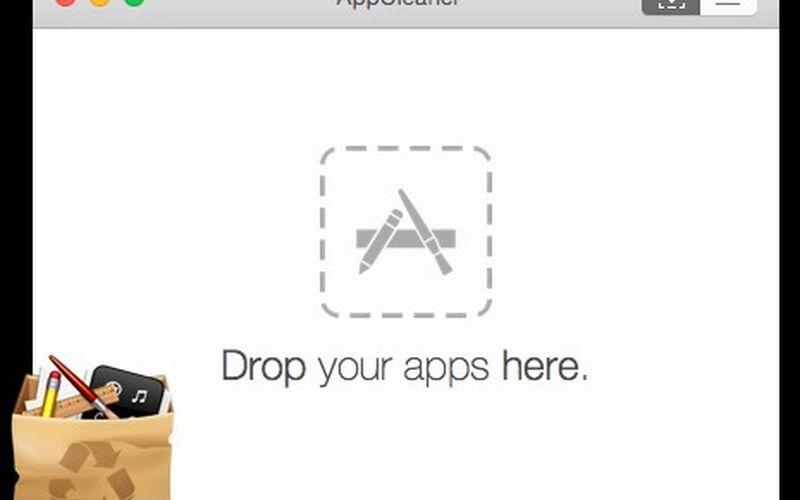 Скриншот 1 программы AppCleaner