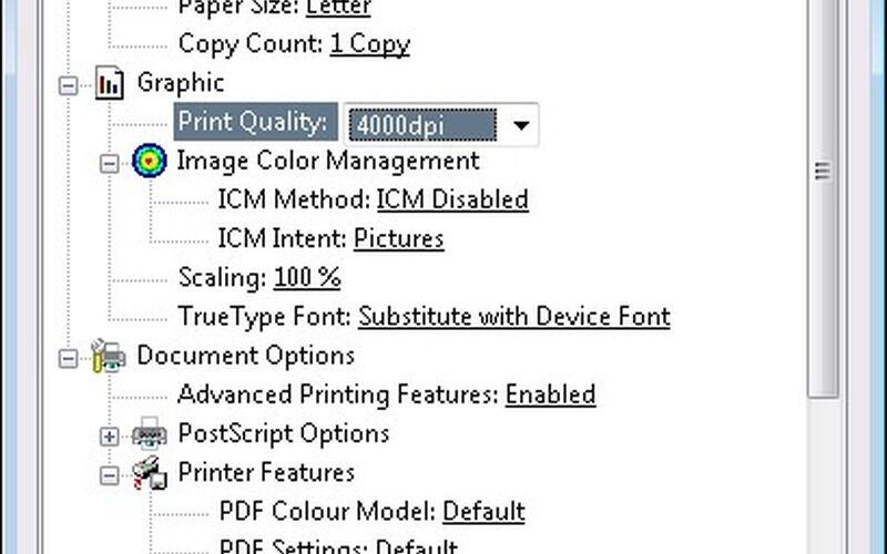 Скриншот 1 программы Bullzip PDF Printer