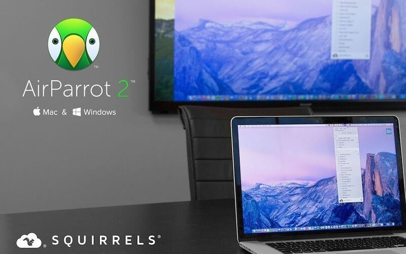 Скриншот 1 программы AirParrot