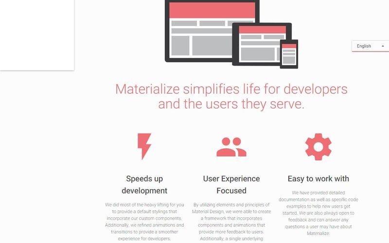 Скриншот 1 программы Materialize