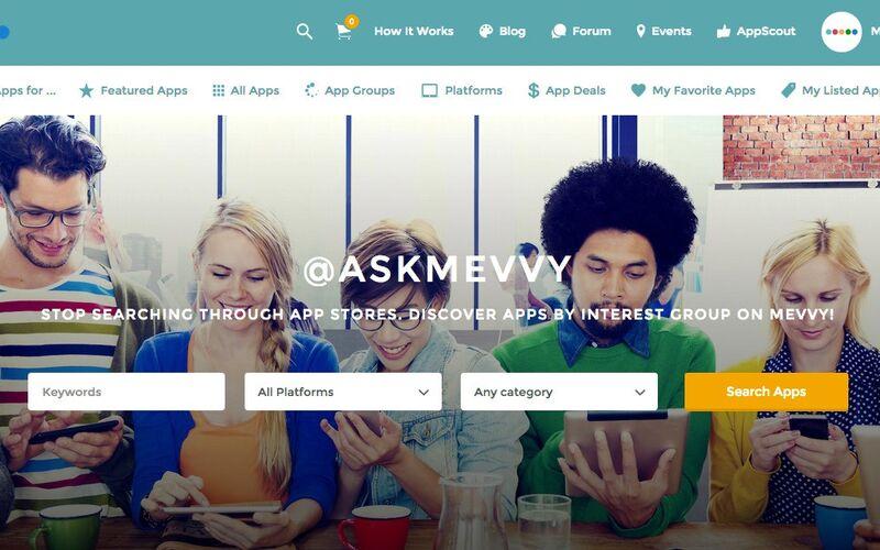 Скриншот 1 программы Mevvy