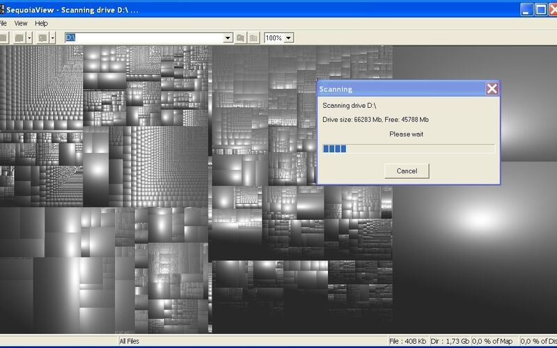 Скриншот 1 программы SequoiaView