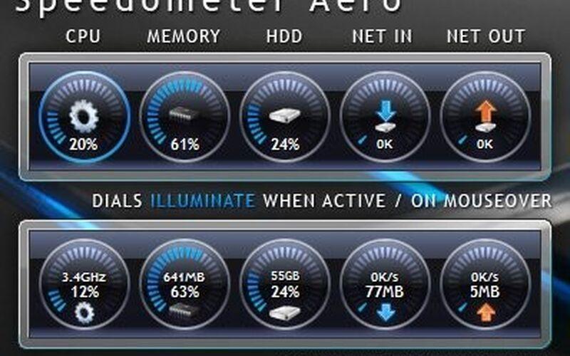Скриншот 1 программы SysMetrix