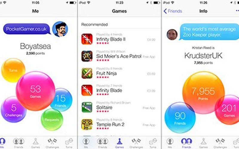 Скриншот 1 программы Game Center