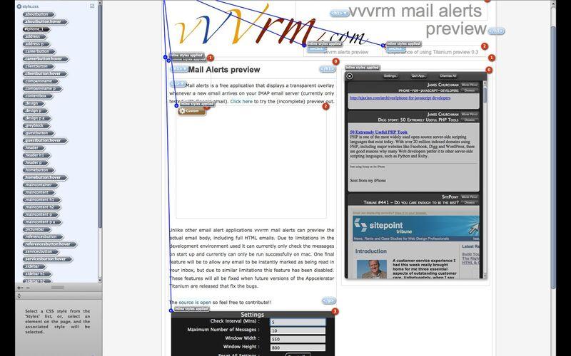 Скриншот 1 программы Flux