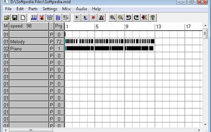 Скриншот 1 программы Jazz++