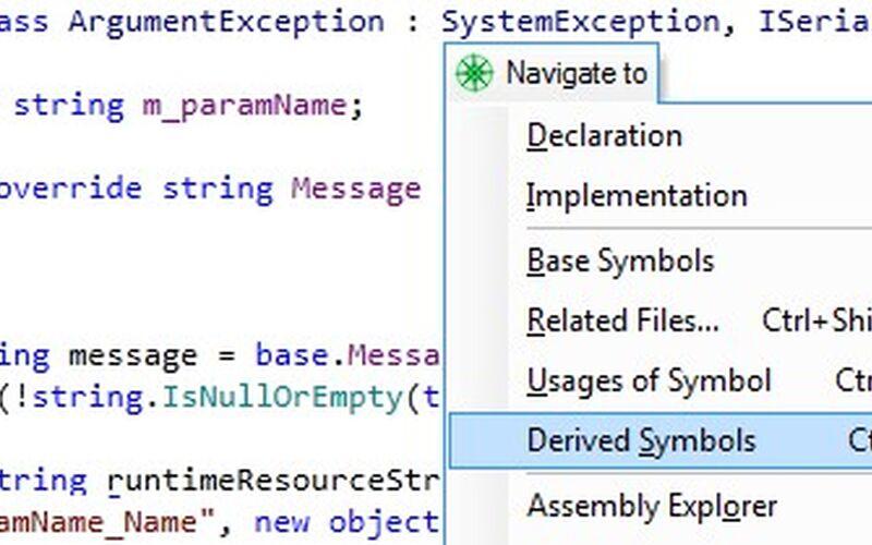 Скриншот 1 программы dotPeek