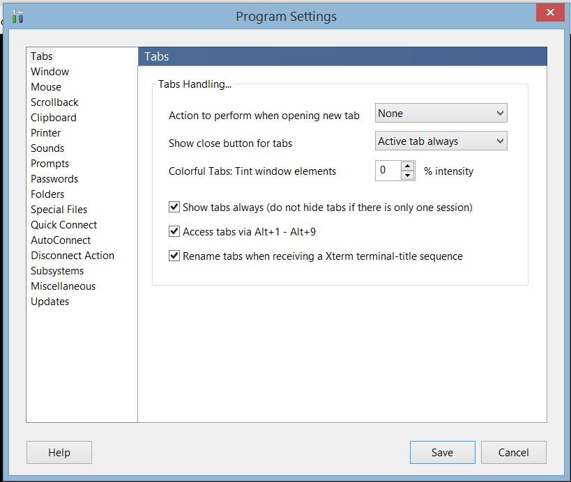Скриншот 1 программы ZOC