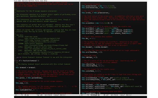 Скриншот 1 программы Chrome Secure Shell